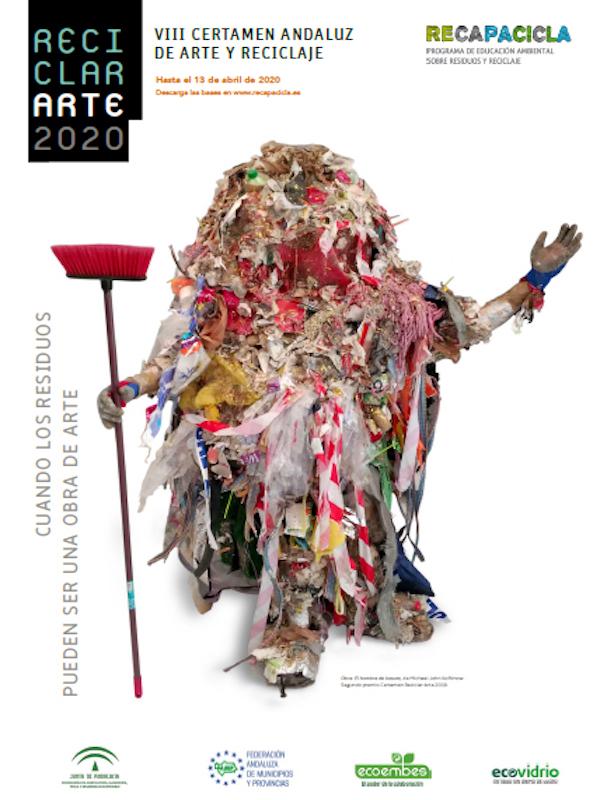 VIII Certamen Andaluz de Arte y Reciclaje Reciclar Arte
