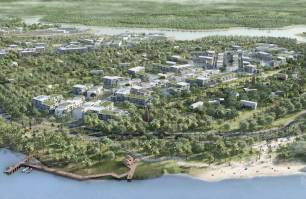 Aguaduna, el proyecto 'made in Spain' de 2 billones de euros que sentará las bases de la nueva generación de ciudadades sostenibles a nivel mundial