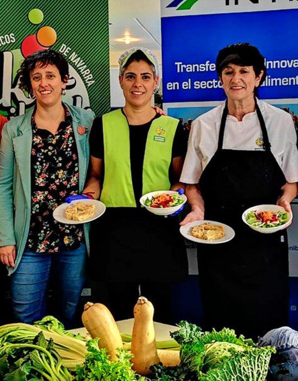 Alimentación saludable y ecológica en Navarra