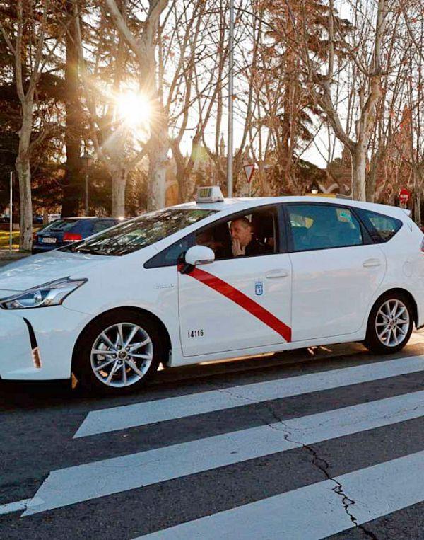 Los taxistas de la Comunidad de Madrid estrenarán en 2020 el 'precio cerrado', con tarifa 'eco' del 10% en periodos de alta contaminación