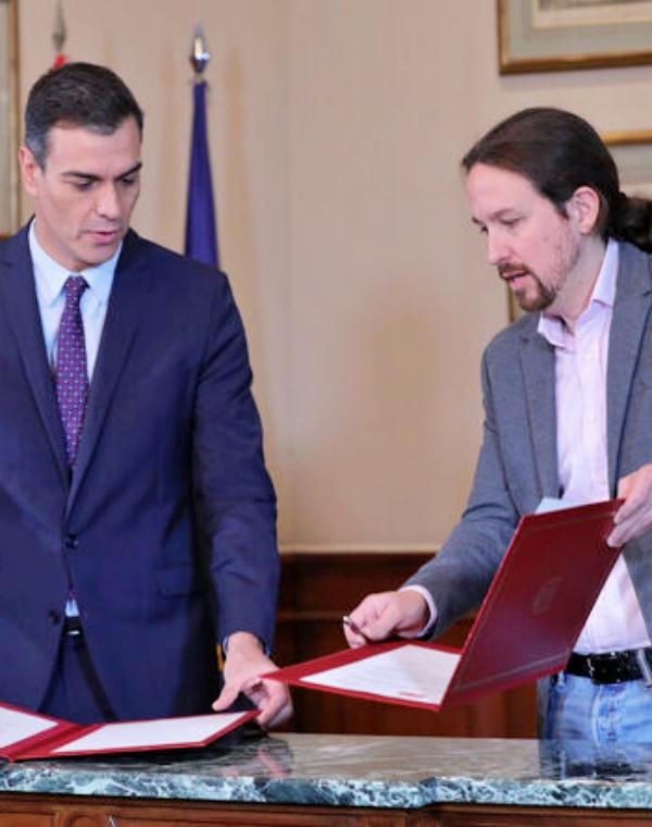 PSOE y Unidas Podemos acuerdan medidas para abaratar energía con renovables