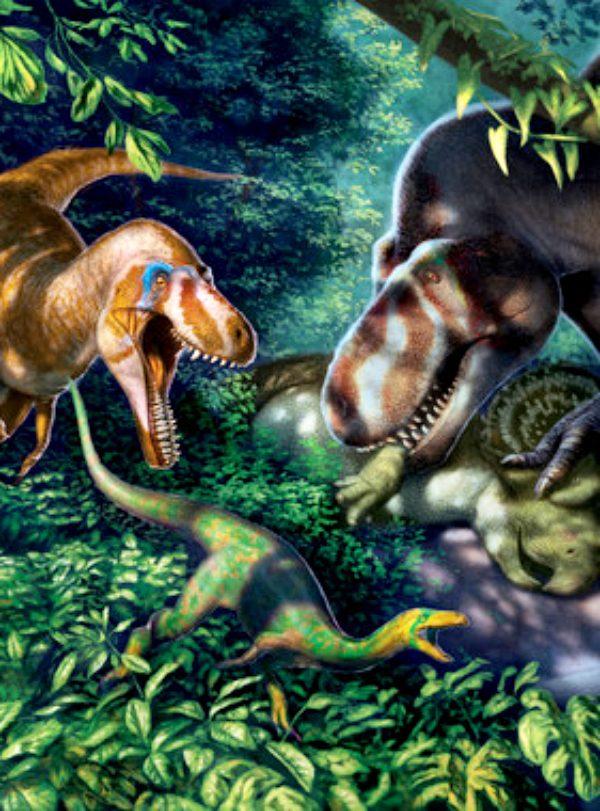 Todo lo que no sabíamos de los 'tiranosaurios enanos'