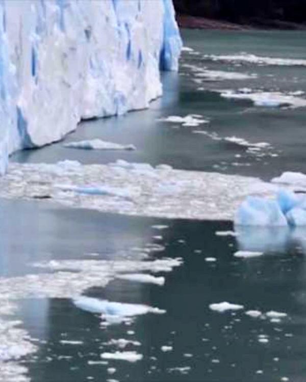 ¿Cómo afecta la crisis climática en el hielo fluvial?