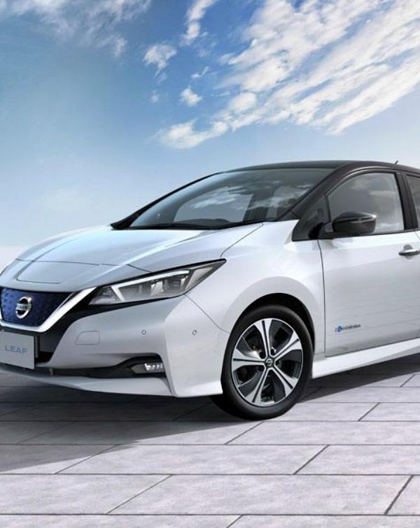 Nissan 'arrasa' en las ventas de coches eléctricos
