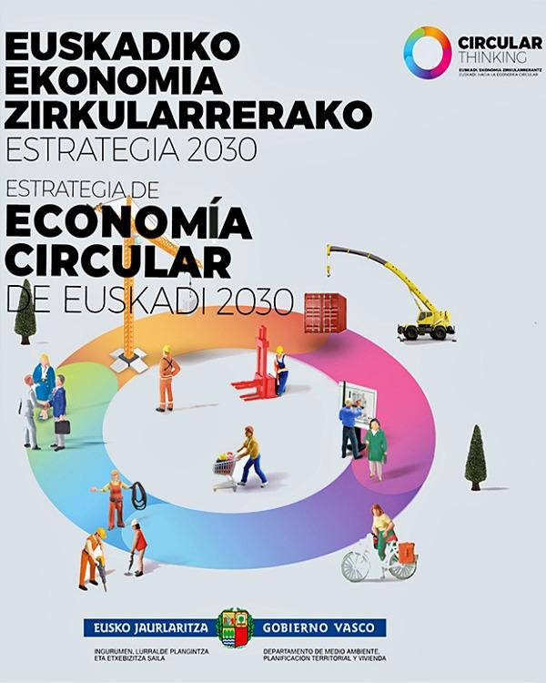 Euskadi 'apuesta' por la economía circular
