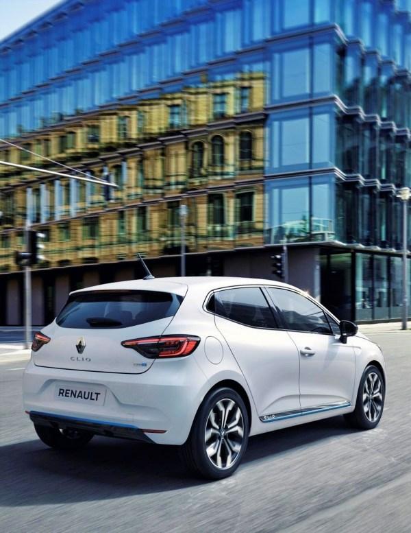 Made in Spain: Versión híbrida del Clio y el Captur híbrido enchufable