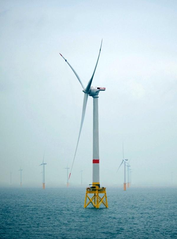 Brasil. Iberdrola quiere promover la energía eólica marina