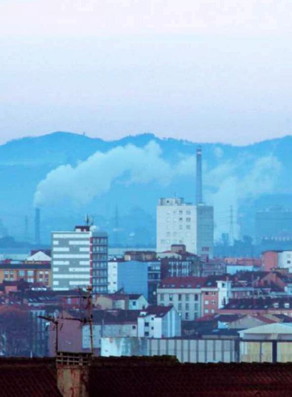 La población murciana 'atiborrada' de CO2