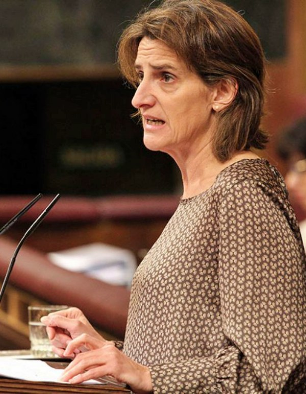 Teresa Ribera 'flamante' nueva Vicepresidenta de Transición Ecológica