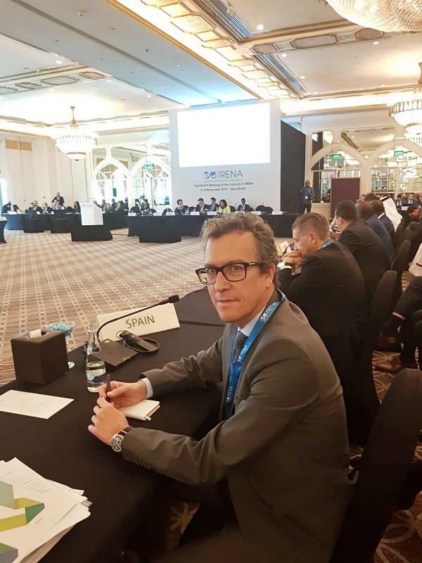 En 2021, España presidirá la Asamblea de la Agencia Internacional de las Energías Renovables