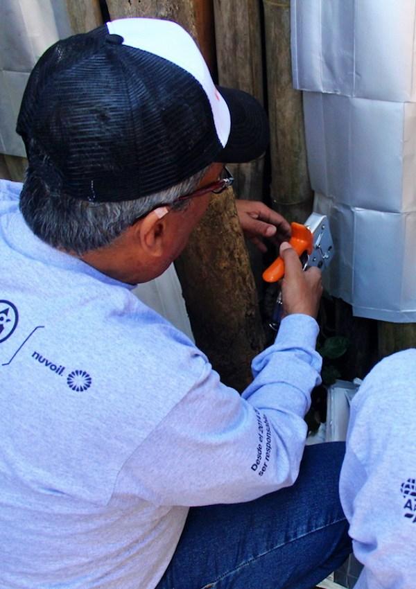 Nuvoil reafirma su compromiso con los Objetivos de Desarrollo Sostenible, generando un impacto positivo en comunidades vulnerables en México