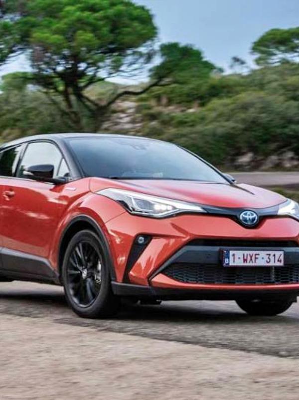 Toyota es el rey de los 'híbridos' en España