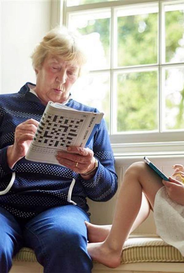 Sudokus y crucigramas, la mejor medicina contra la demencia