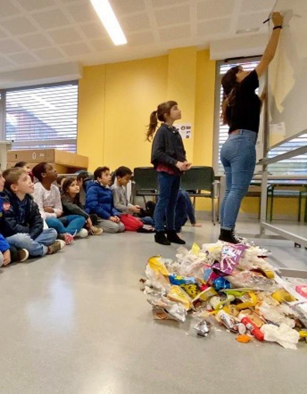 Bizkaia arranca una gran campaña sobre los residuos