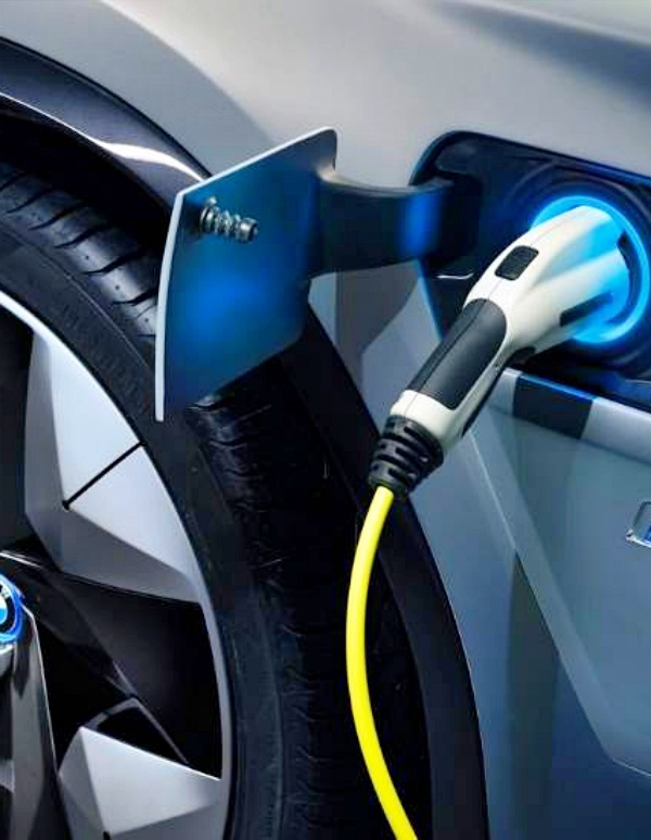 Explosivo 'iX3 eléctrico' de BMW