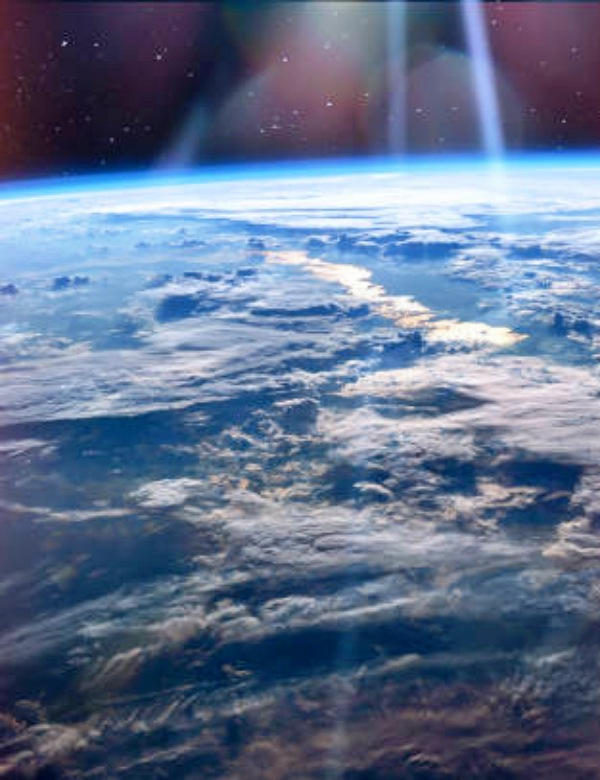 ¿Sabes cuál es el punto débil de la capa de ozono?