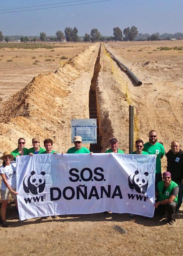 Doñana se 'salva' del proyecto de almacenamiento de gas