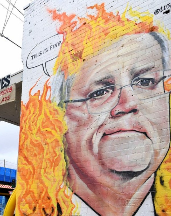 Australia 'miente' sobre las emisiones de gases invernadero