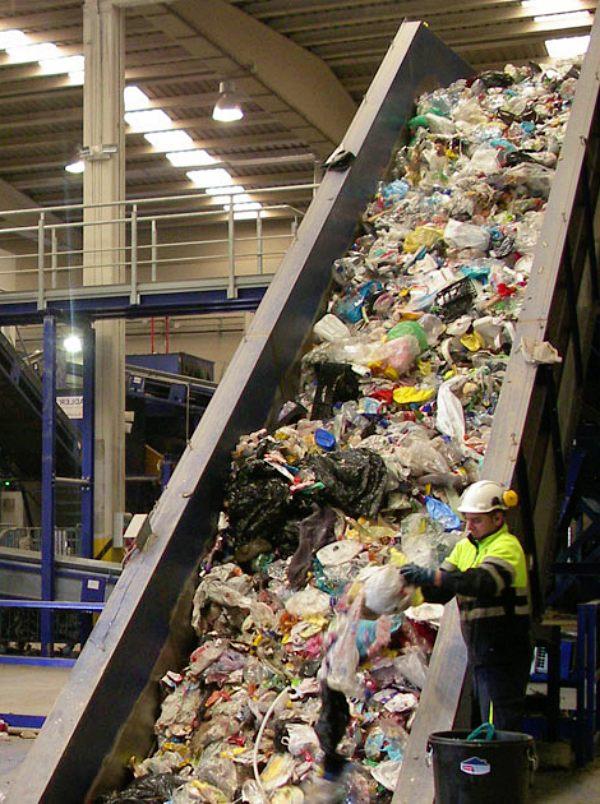 Tecnología verde en gestión de residuos para cumplir objetivos europeos