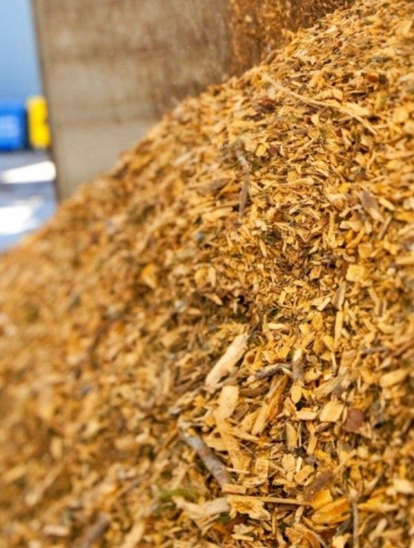 Se incrementa la producción y consumo de biomasa en Catalunya