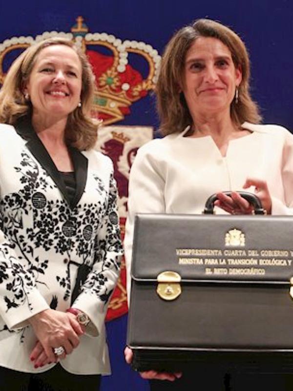ONG españolas piden una Vicepresidencia de 'Transición Ecológica' fuerte y decidida