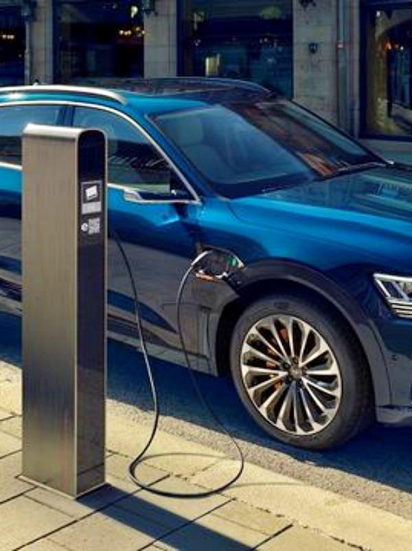 Audi implementará más de 4.500 puntos de carga para el coche eléctrico para 2022