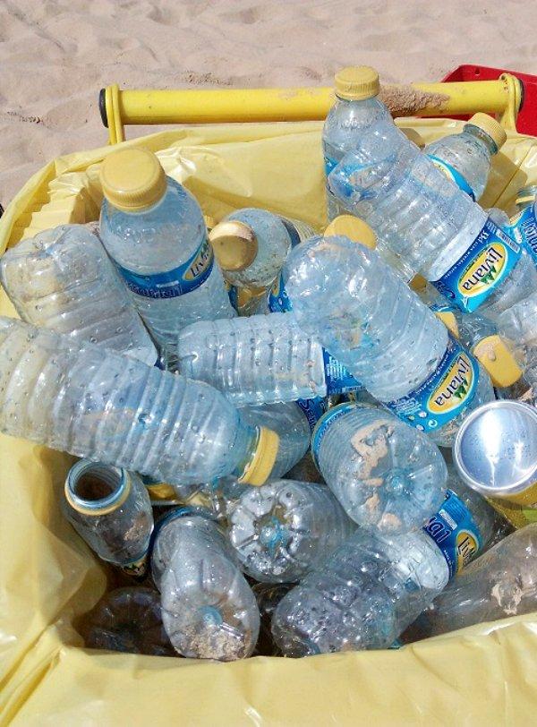 Los envases de un solo uso 'se van a acabar'