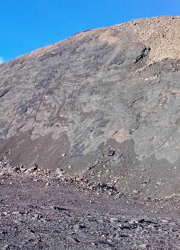 Se descubre en Cantabria la insolvencia de una empresa minera, autorizada en Asturias