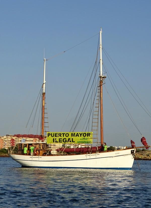 ANSE urge a la restauración de Puerto Mayor y la Caleta del Estacio