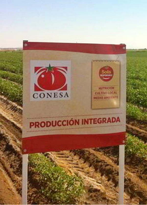 Premio 'Extremadura Verde', para la fábrica de salsas de tomate de Nestlé en Miajadas