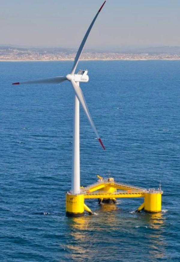 ¿Los andaluces apuestan por la implantación en la costa de energías limpias marinas?