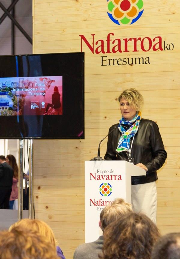 Navarra aspira a convertirse en un referente en cicloturismo