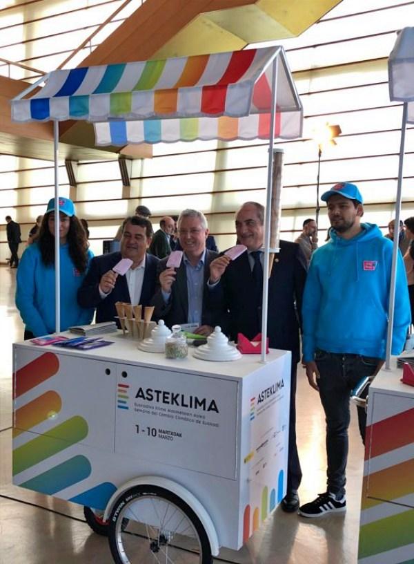 Euskadi subvencionará acciones que promuevan la acción de la ciudadanía frente a la crisis climatica