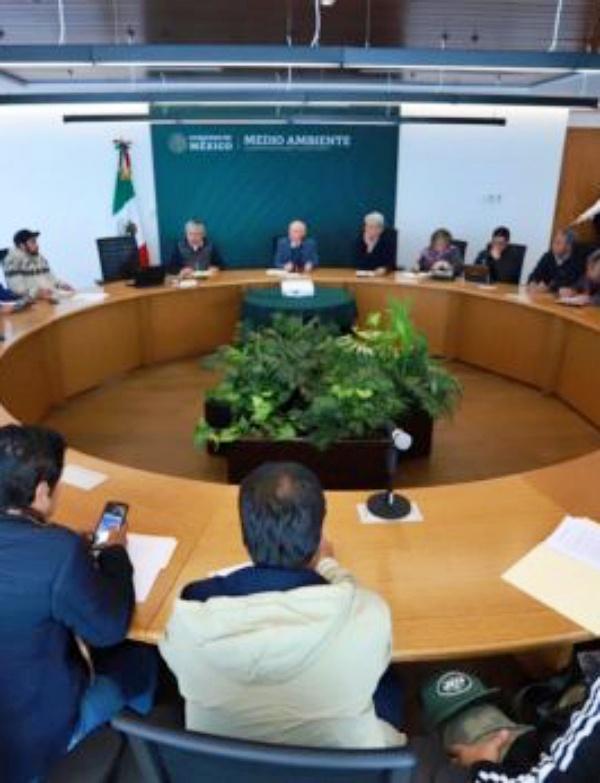 México iniciará la elaboración de programas de restauración ecológica en seis regiones del país