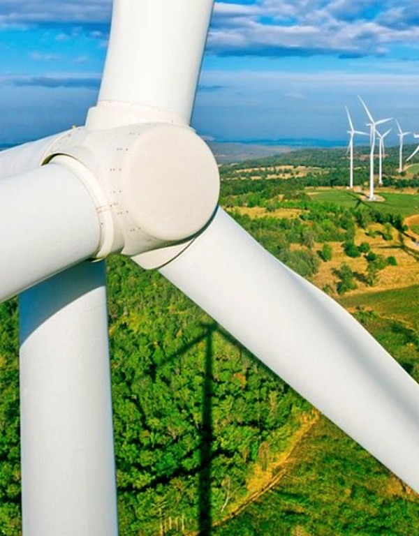 La potencia en energías renovables instaladas es de 6.456MW en España