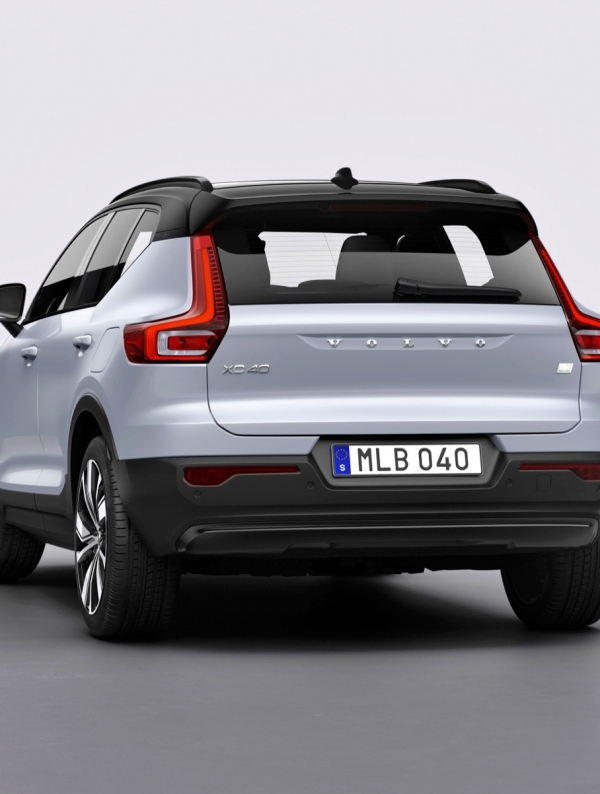 Volvo 'triunfa' con su primer modelo eléctrico
