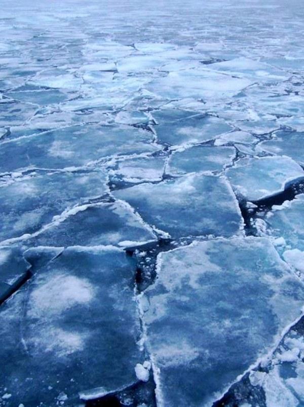 Una gran barrera de hielo antártica queda en 'duda' por el cambio climático