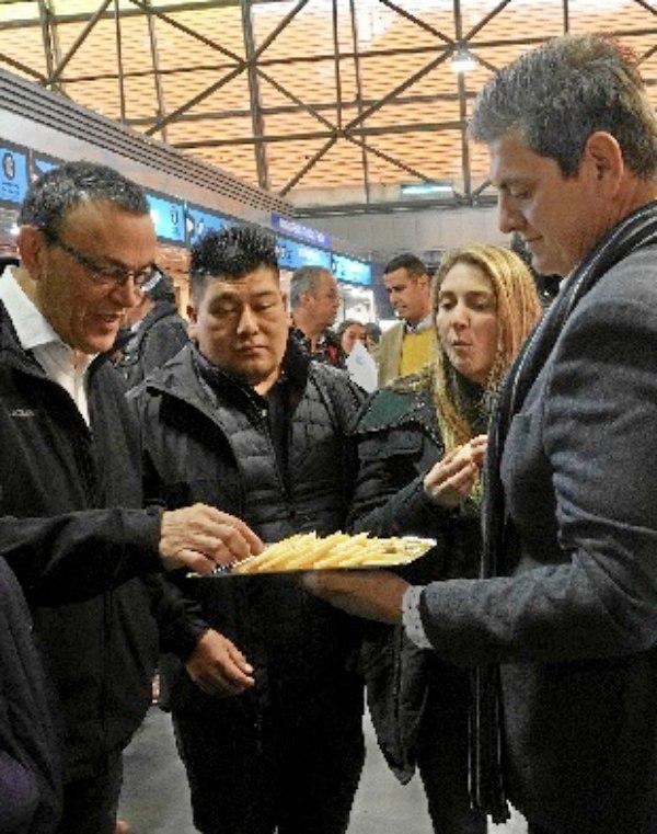 Jornadas de gastronomía iberoamericana 'Hacia la Agenda 2030'