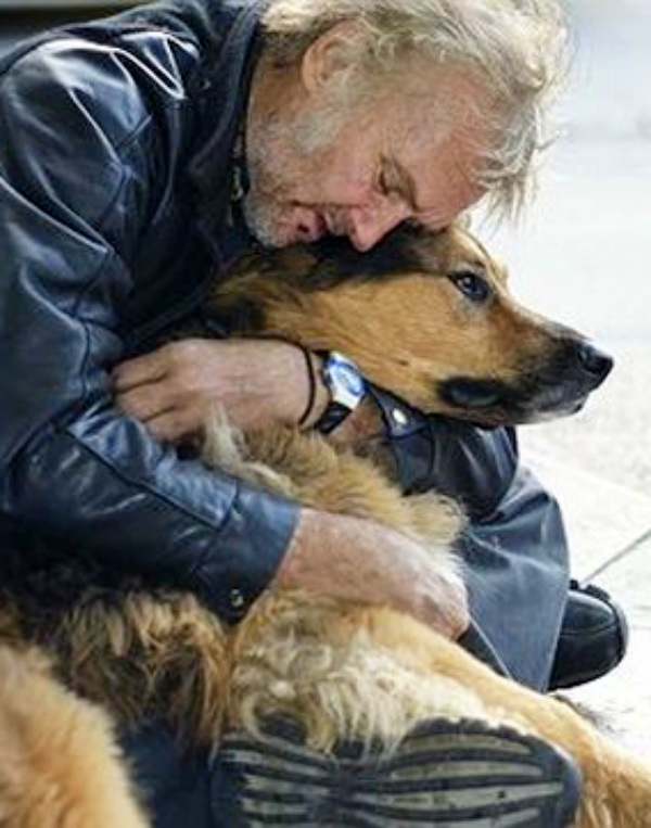 Madrid se compromete a que las personas sin hogar no se queden sin recurso de acogida por tener animal de compañía