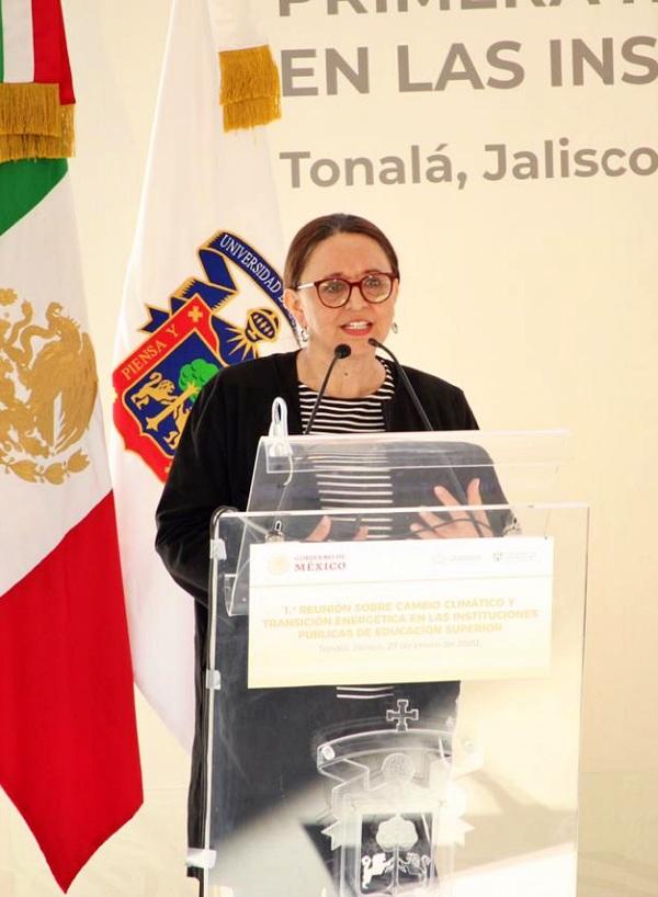 México quiere fortalecer la educación ambiental para hacer frente al cambio climático