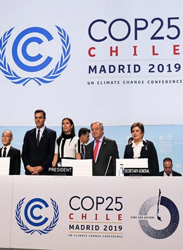 Para los españoles la COP25 Chile – Madrid tuvo resultados 'mediocres'