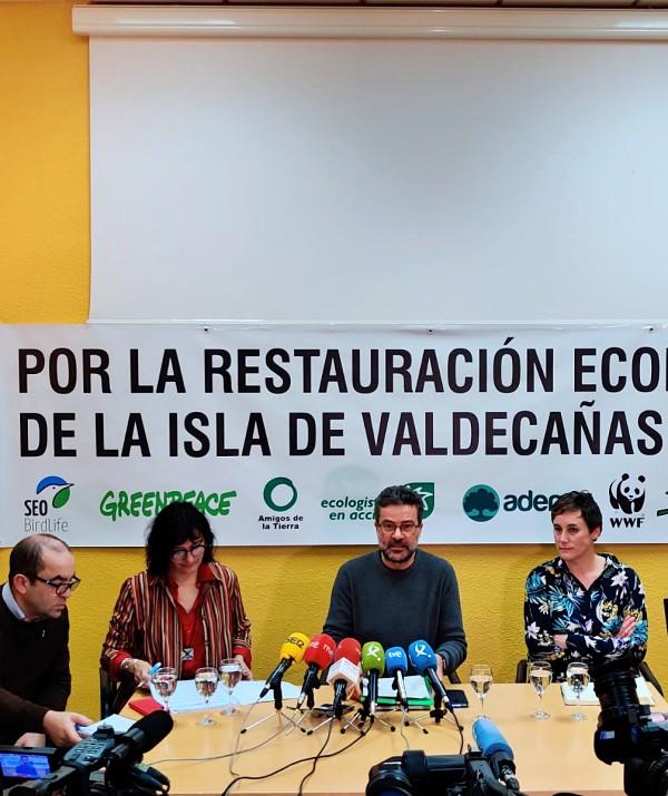 Extremadura, ¿Qué pasa con la ley en Valdecañas?