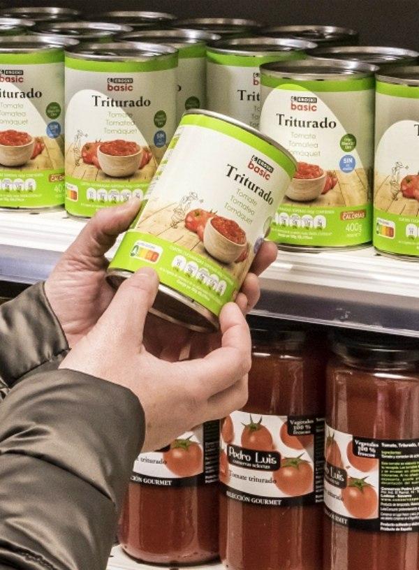 El etiquetado nutricional de 'Nutri-Score' SUSPENDE estrepitosamente
