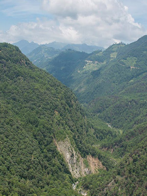 El Parque Natural de la Sierra Norte 'indefenso' ante los trasvases