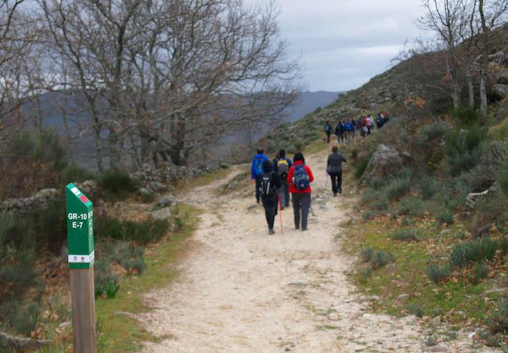 San Martín del Castañar 'referente' para los aficionados al senderismo