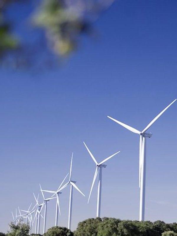España, séptimo en el 'ranking' de Europa en inversiones de 'energía eólica' en 2020