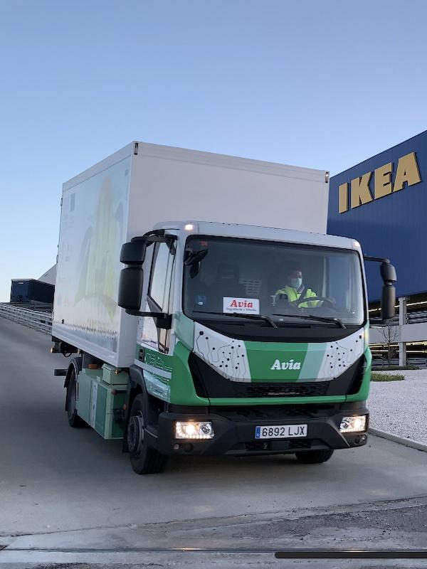 Alianza estratégica para fabricar un camión 100% eléctrico en España