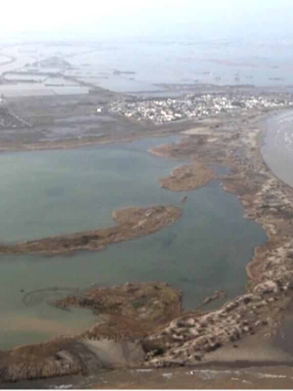 El Delta del Ebro 'pagará caro' el cambio climático