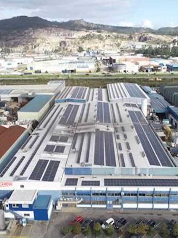 EiDF Solar, responsable de los proyectos de autoconsumo de Nueva Pescanova en España