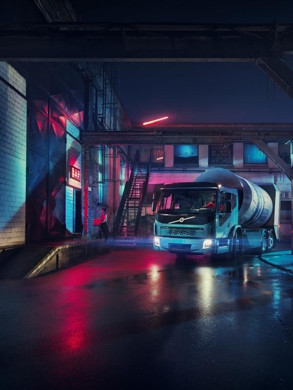 Volvo Trucks 'apuesta' por la electromovilidad